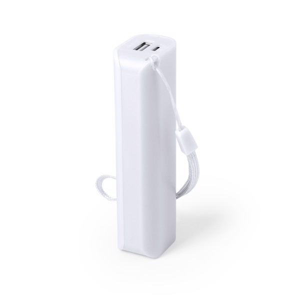 Power Bank Boltok - Blanco