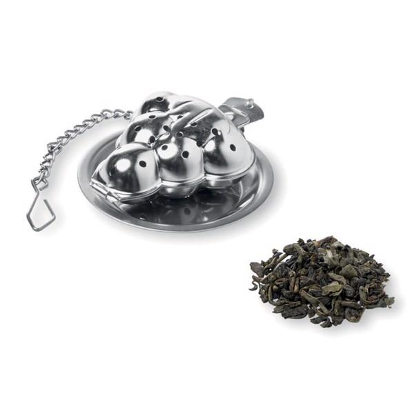 Cedilo za čaj v obliki božičnega drevesa Treefilter