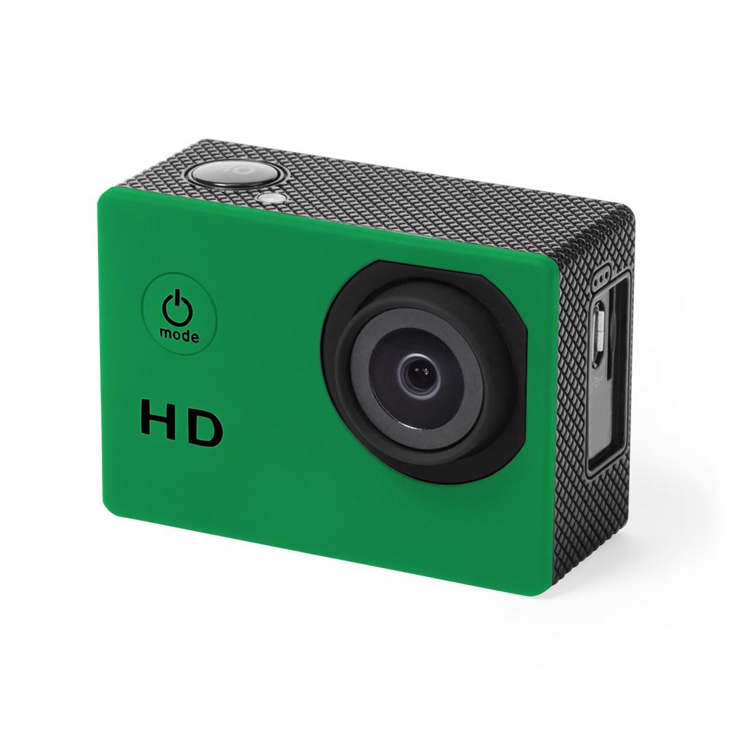 Câmera Desportiva Komir - Verde