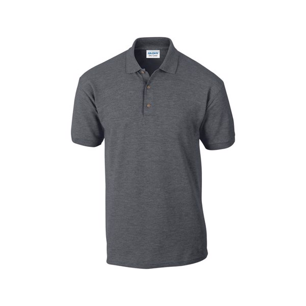 Unisex Koszulka polo 240 g/m Heavy Pique Polo 3800 - Dark Heather / S