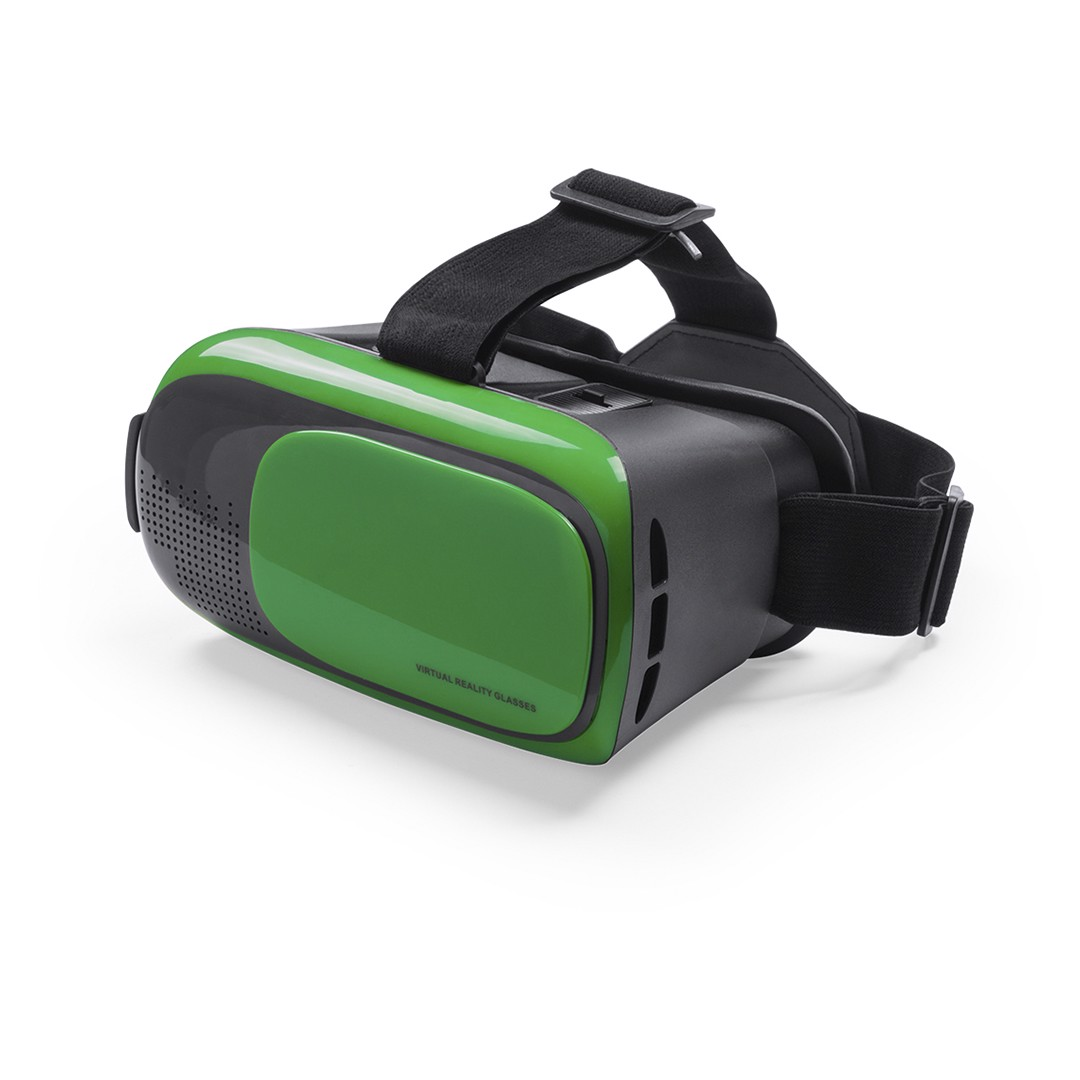 Gafas Realidad Virtual Bercley - Verde