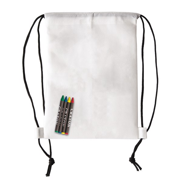 Plecak z kredkami Crayonme