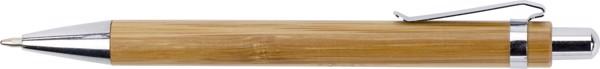 Kugelschreiber 'Colorado' aus Bambus