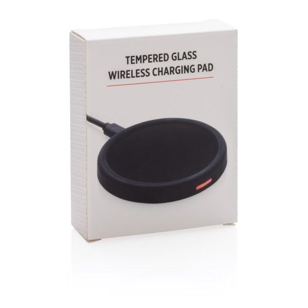 Bezdrátová nabíječka 5W s tvrzeným sklem