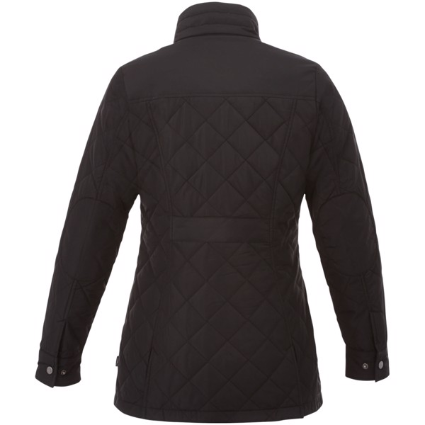 Stance ladies insulated jacket - Solid black / S