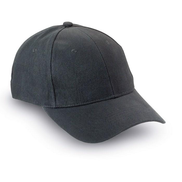 Czapka baseballowa Natupro - czarny