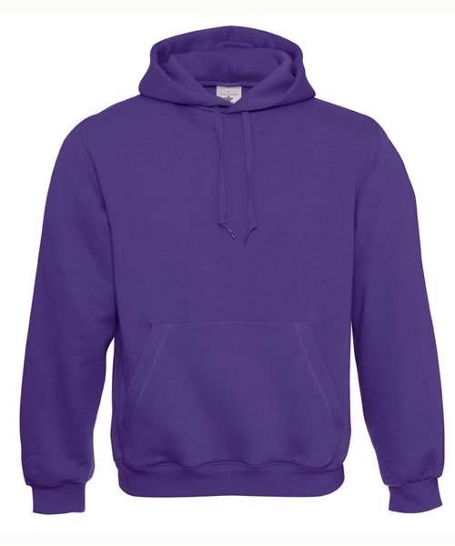 Hooded - Roxo / L