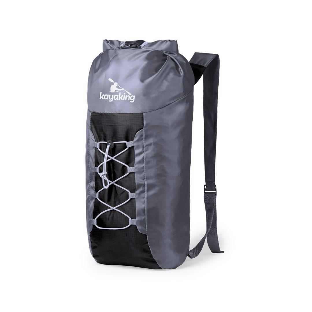Foldable Backpack Hedux - Black