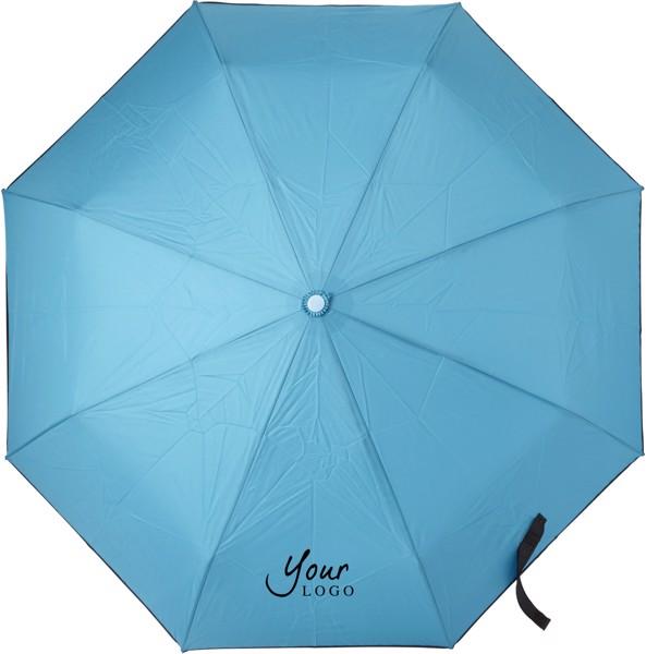 Pongee umbrella - Orange