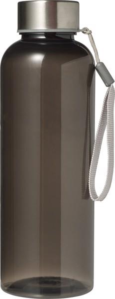 Trinkflasche 'Loop' (500 ml) aus Tritan - Black