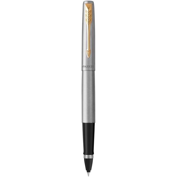 Kuličkové pero Jotter - Nerezová ocel / Zlatá