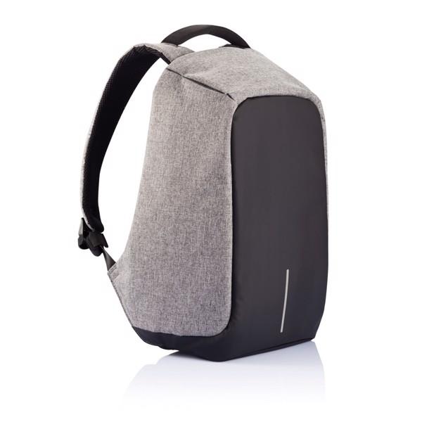 Bobby XL lopásbiztos hátizsák - Szürke / Fekete