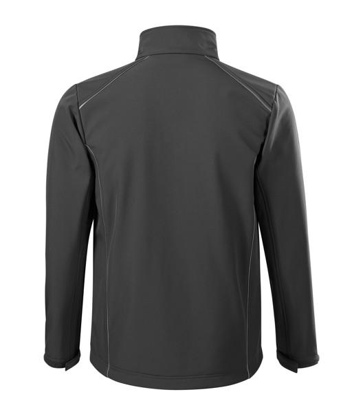 Softshellová bunda pánská Malfini Valley - Ocelově Šedá / XL