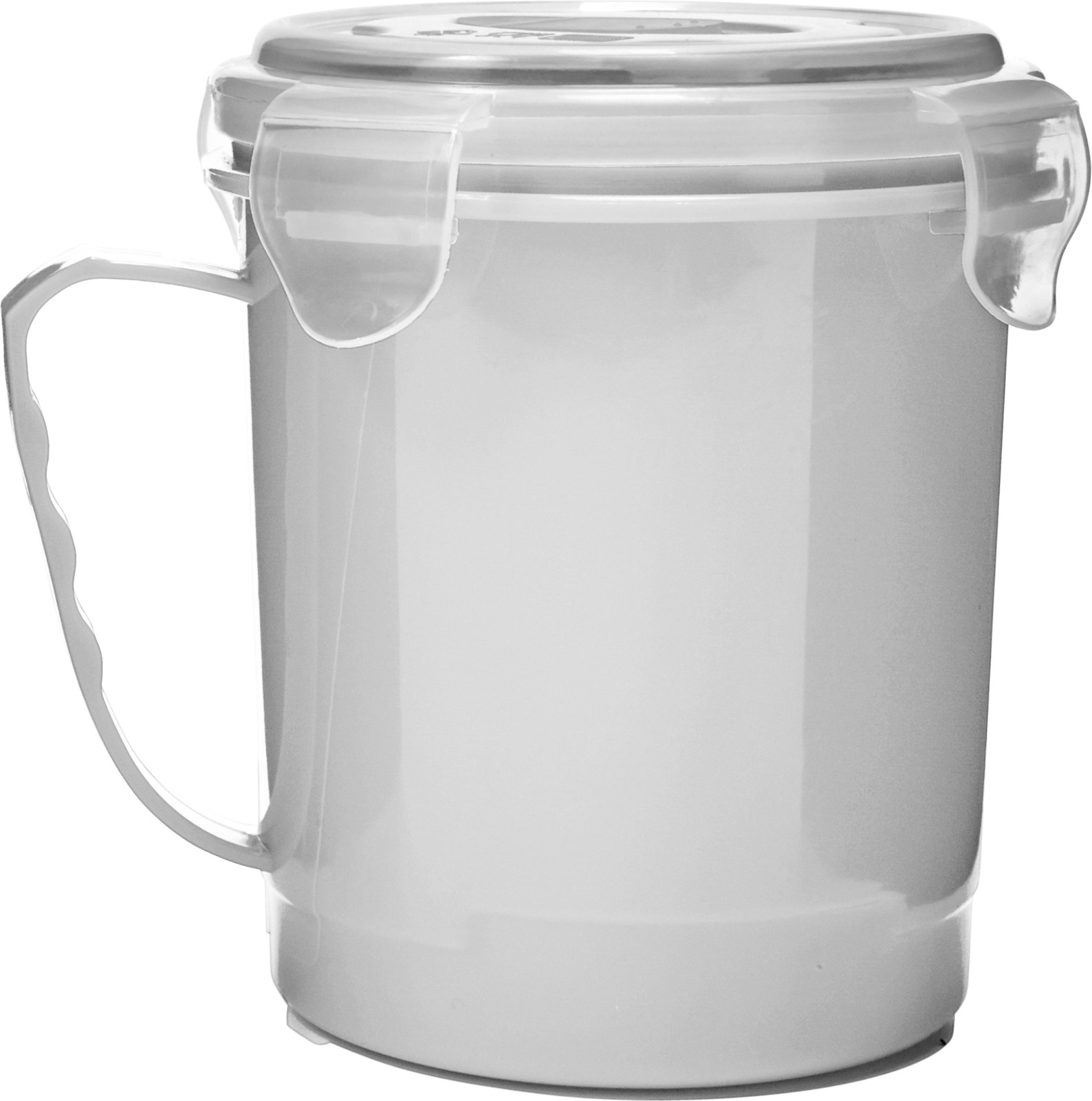PP microwave cup - White