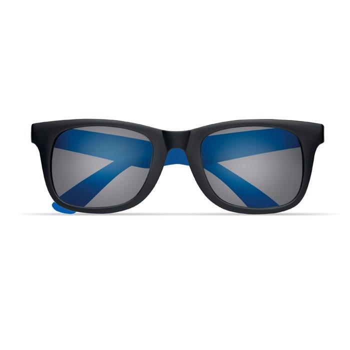2 tone sunglasses Australia - Royal Blue