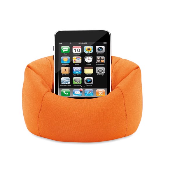 Puffy smartphone holder - Orange
