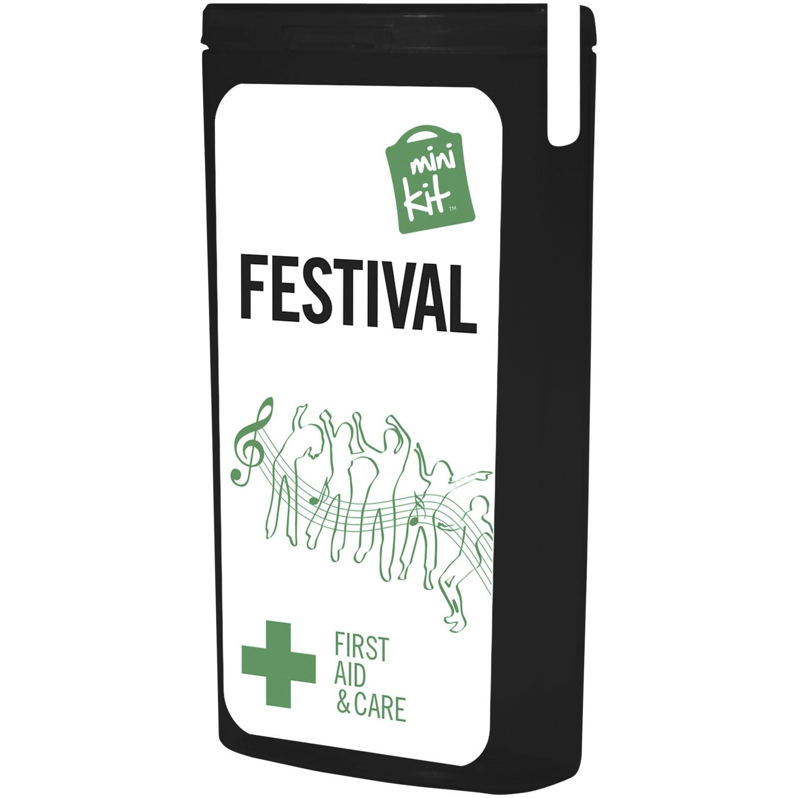 MiniKit Festival Set - Solid Black