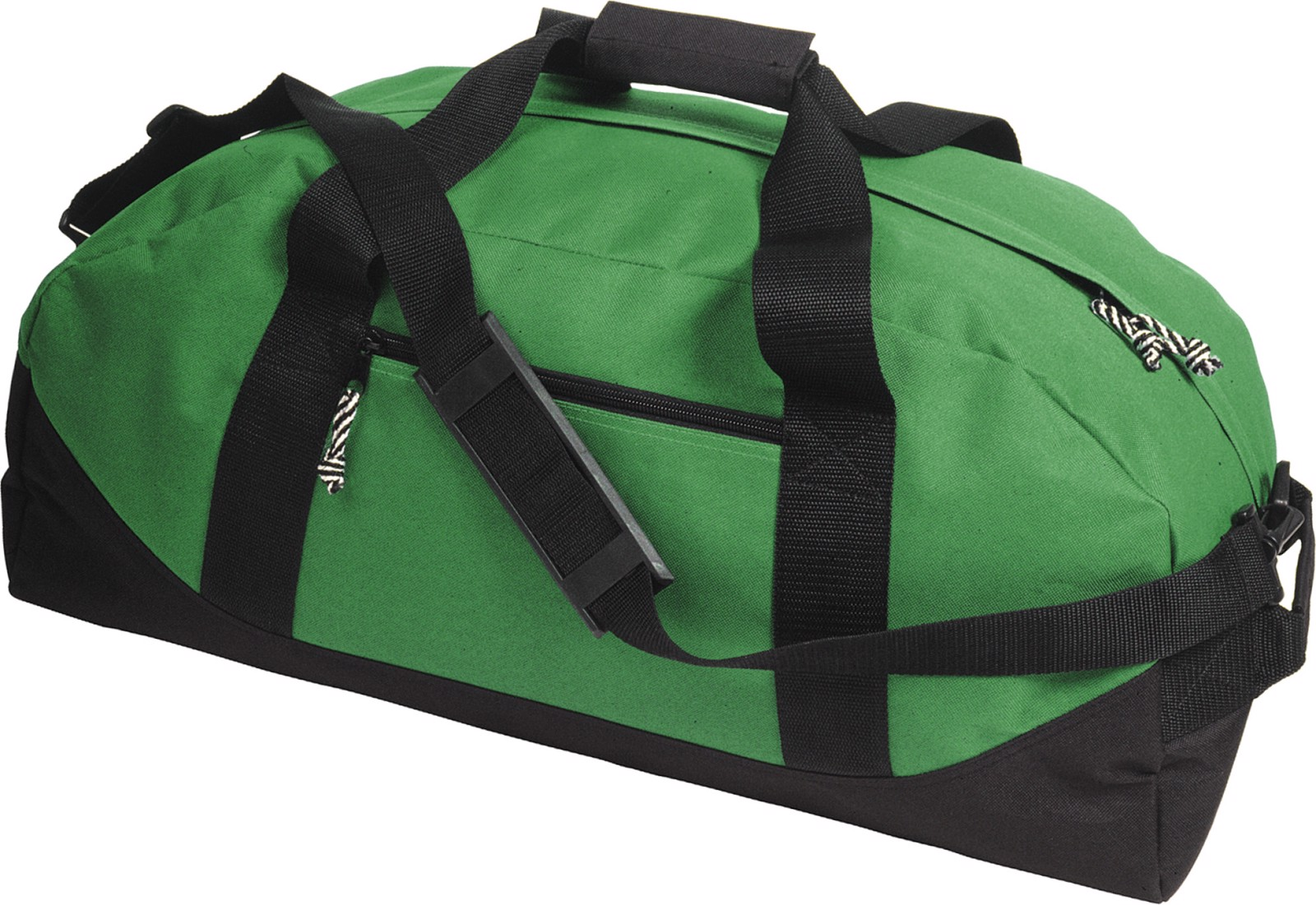 Polyester (600D) sports bag - Light Green