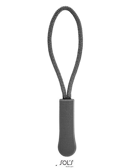 Bingo Zip Puller - Charcoal Grey / One Size