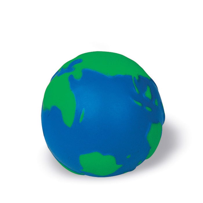 Anti-stress ball globe Mondo