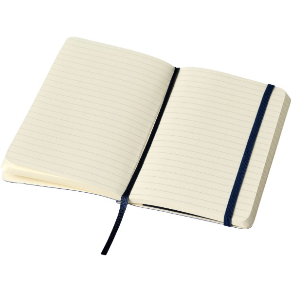 Classic PK soft cover notebook - ruled - Sapphire blue