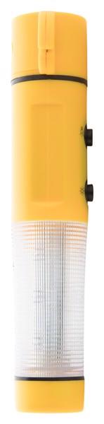 Notfall-Taschenlampe Stroke - Gelb