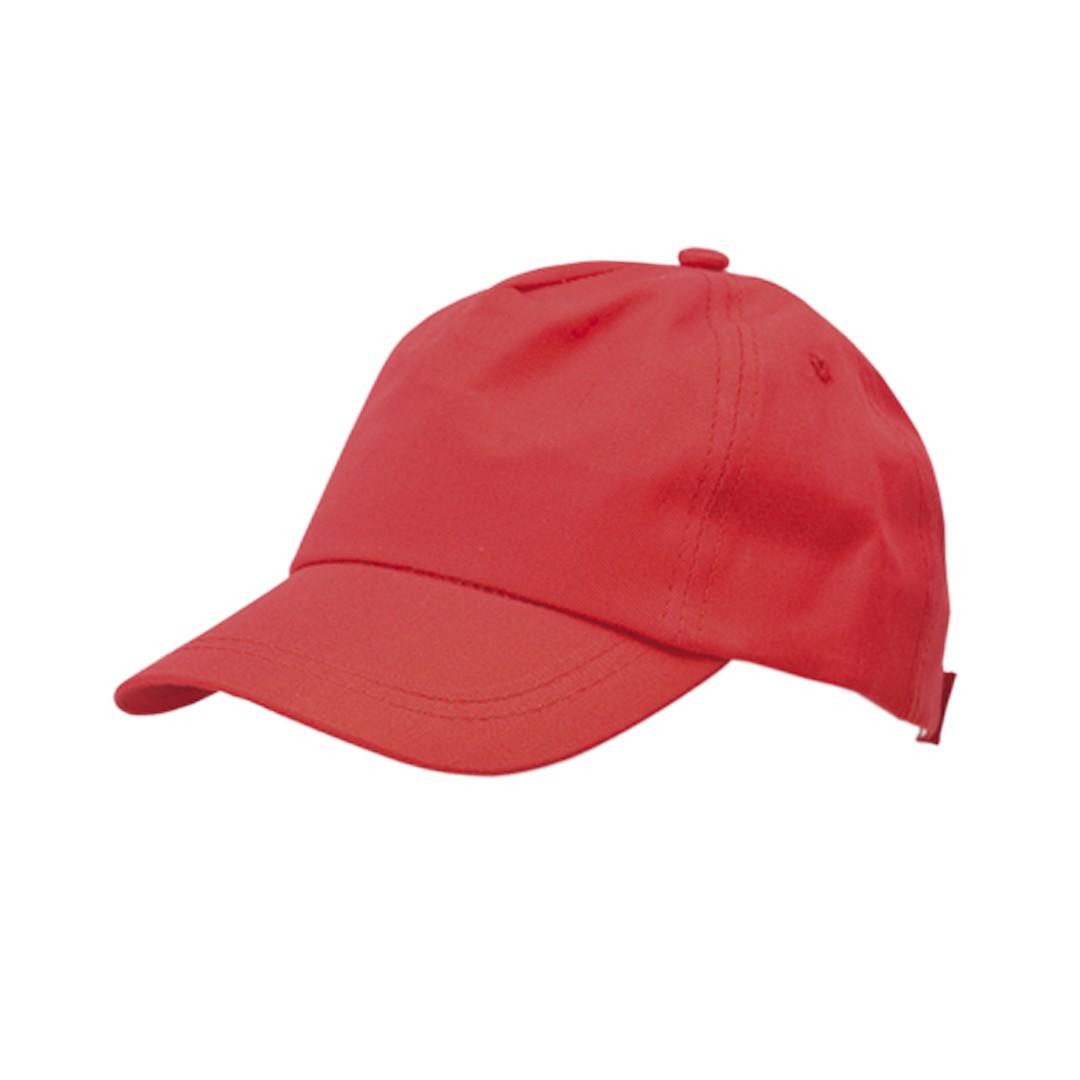 Gorra Niño Sportkid - Rojo