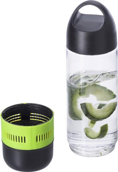 Tritan 2-in-1 bottle - Lime