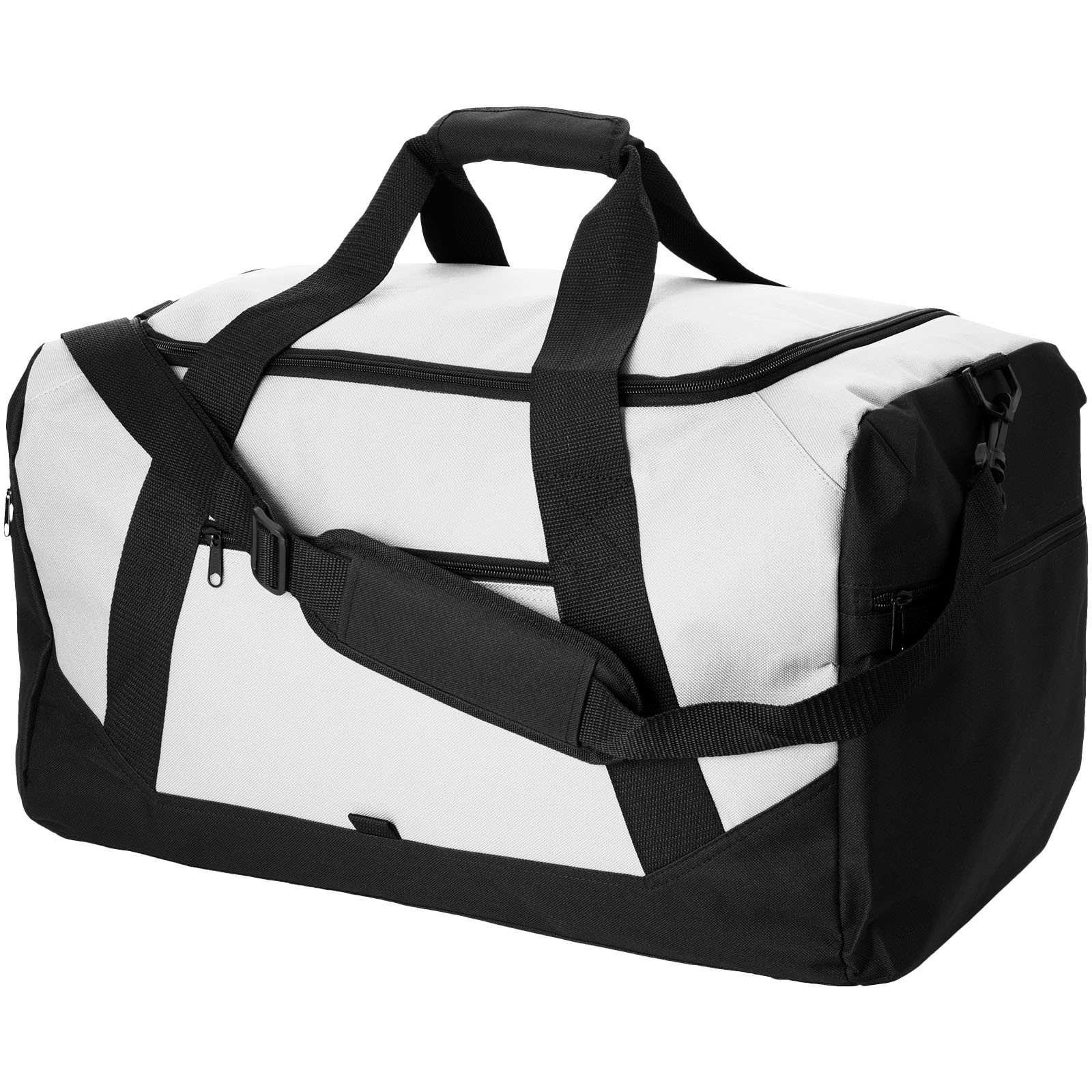 Columbia travel duffel bag - White / Solid black