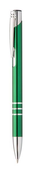 Kuličkové Pero Channel - Zelená