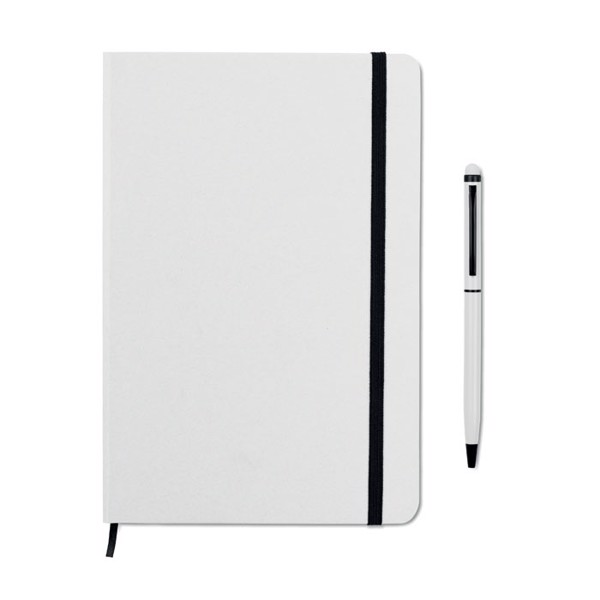 Notebook set Neilo Set - White