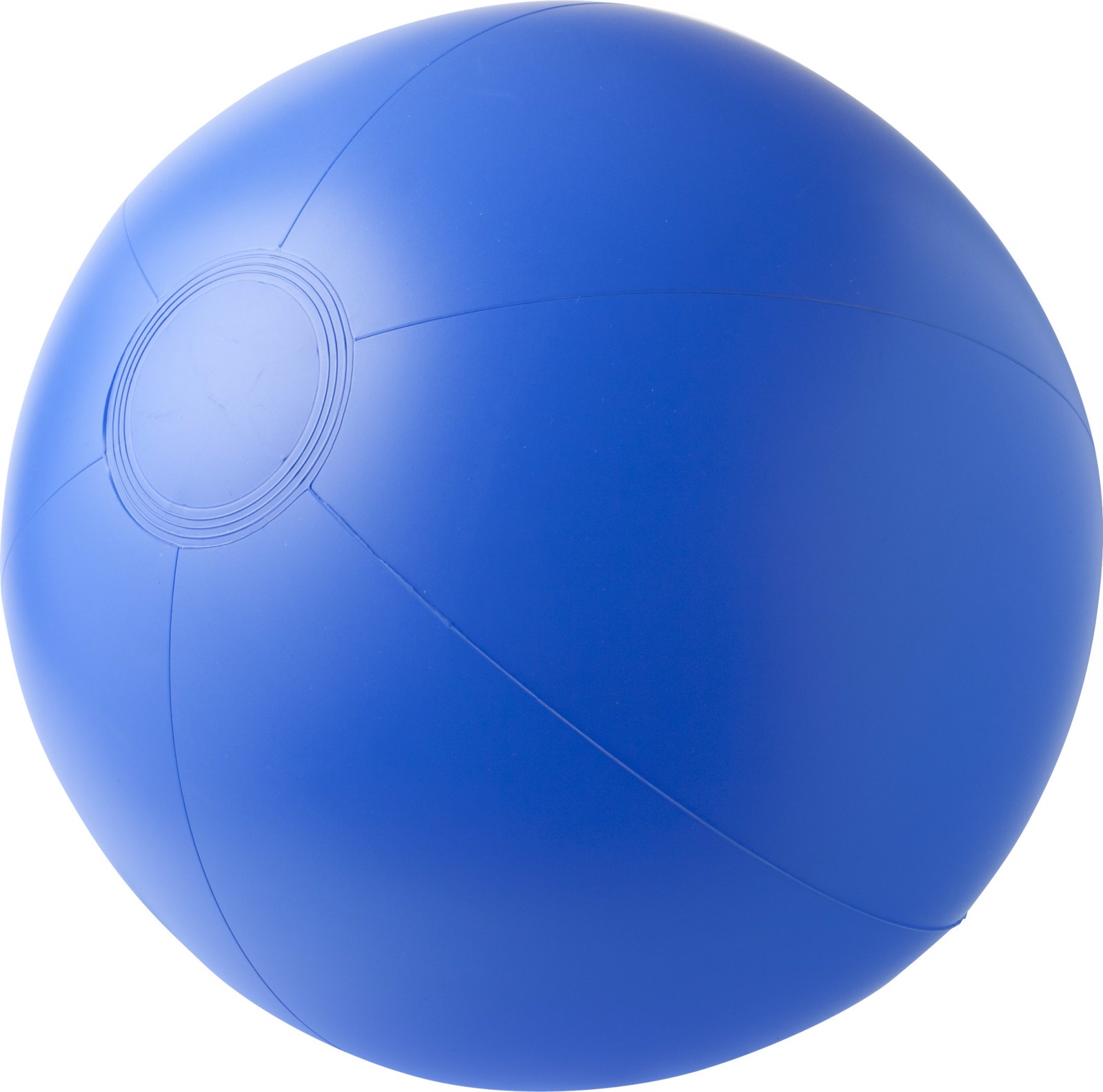 PVC beach ball - Blue