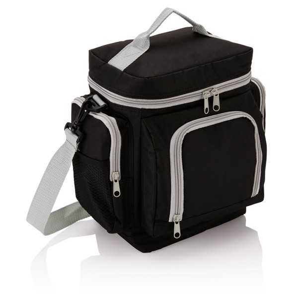 Deluxe travel cooler bag - Black