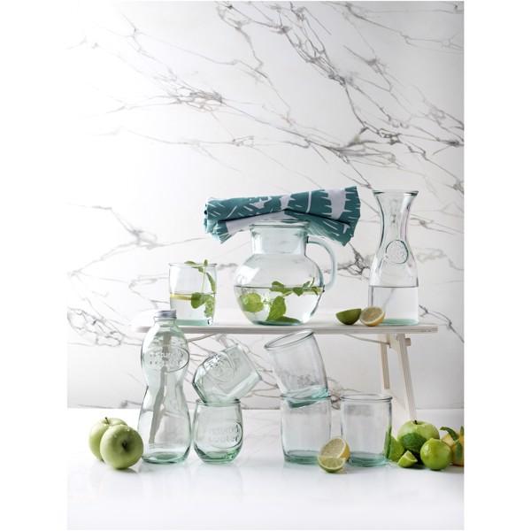 "Jarra de vidrio reciclado ""Fresco"""
