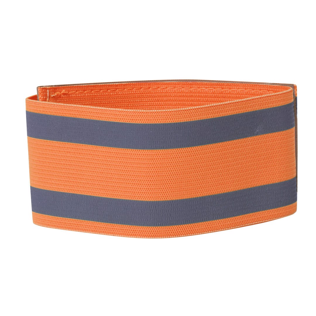 Bracelete Reflectante Picton - Orange Fluor