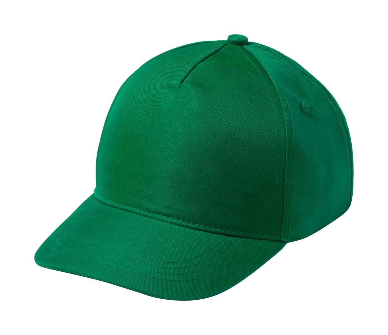 Baseballová Čepice Pro Děti Modiak - Zelená