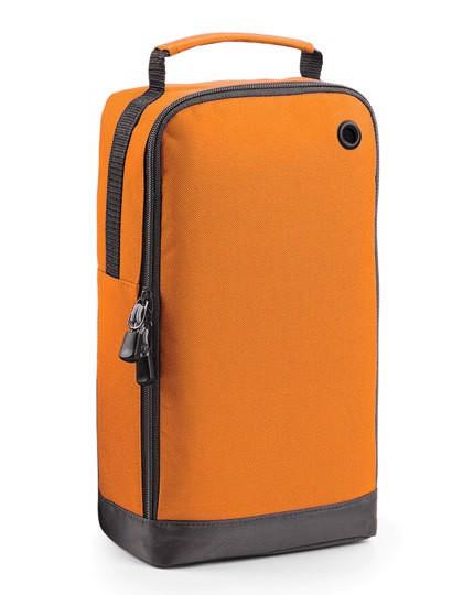 Athleisure Sports Shoe / Accessory Bag - Orange