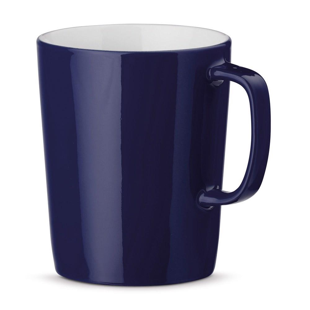 NELS. Ceramic mug 320 ml - Navy Blue