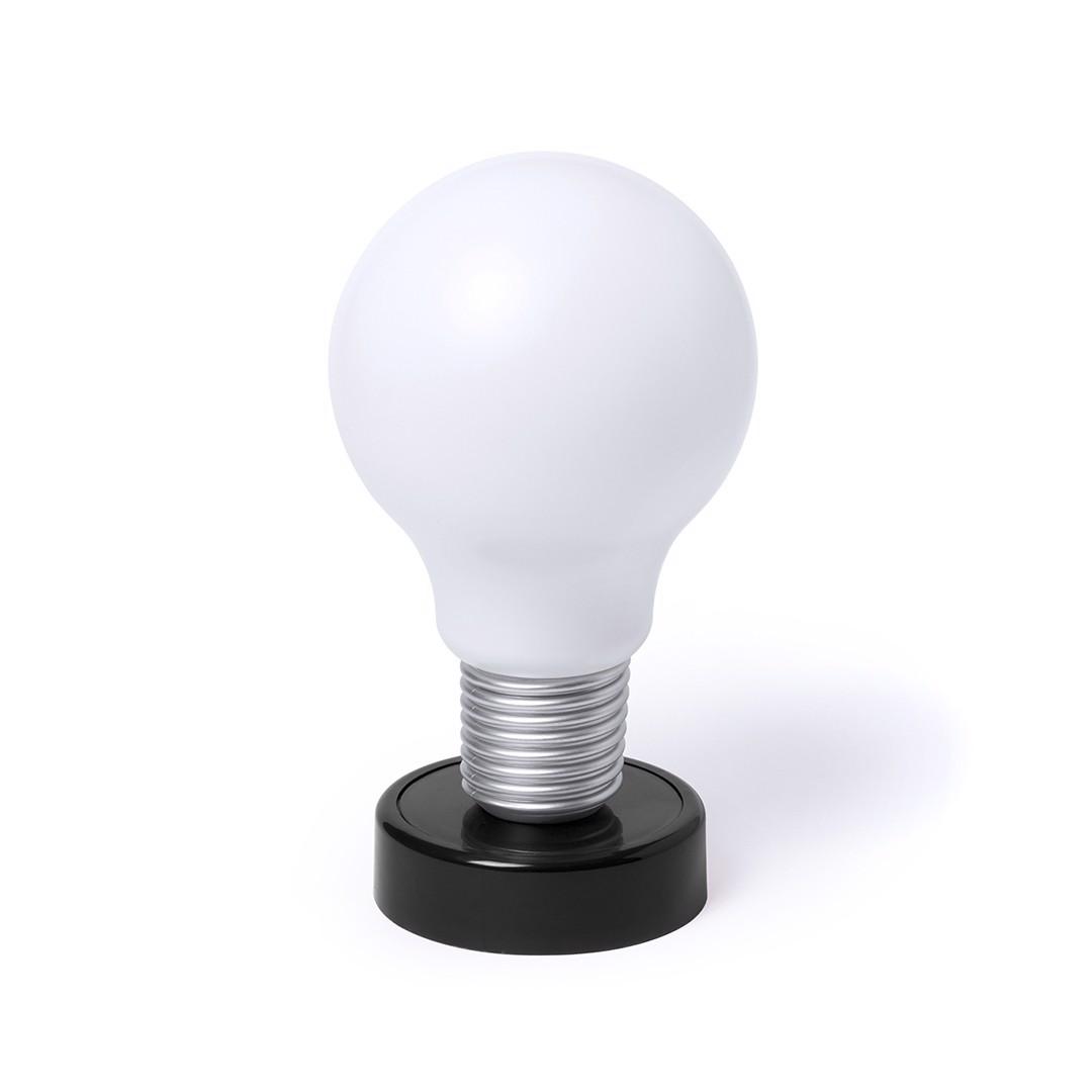 Lámpara Slanky - Negro