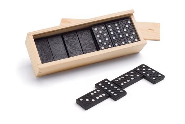 MIGUEL. Hra domino