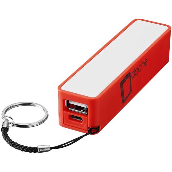 Powerbank WS104  2000/2200/2600 mAh - Red