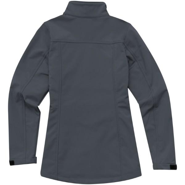 Dámská softshellová bunda Maxson - Storm Grey / M