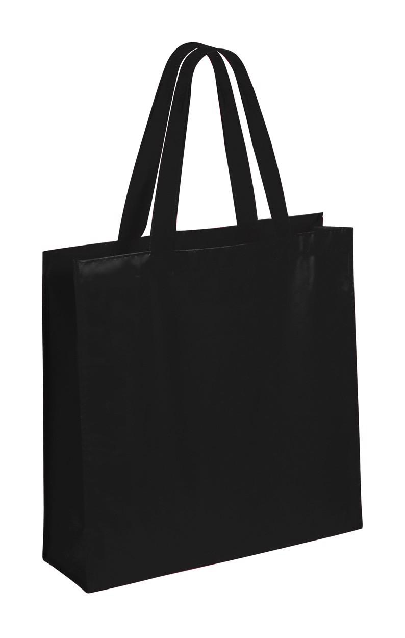 Gentă Cumpărături Natia - Negru
