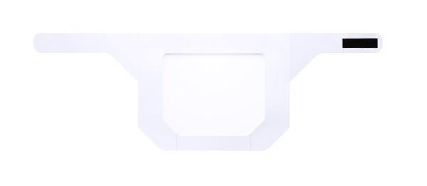 Face Shield Muns - White
