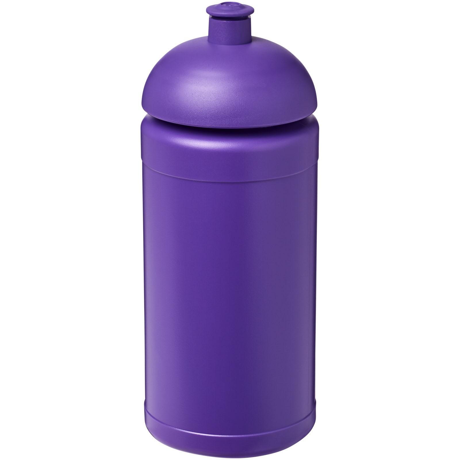 Baseline® Plus 500 ml dome lid sport bottle - Purple