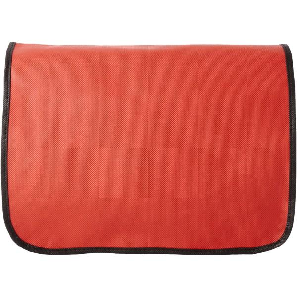 Mission messenger bag - Red