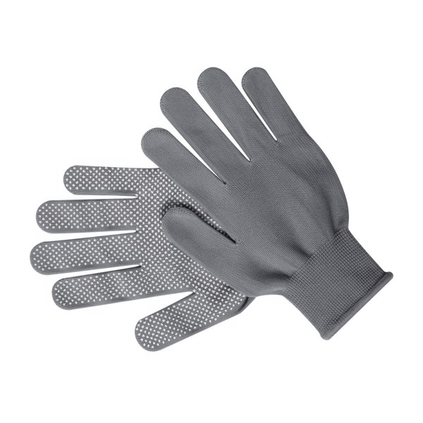 Gloves Hetson - Grey