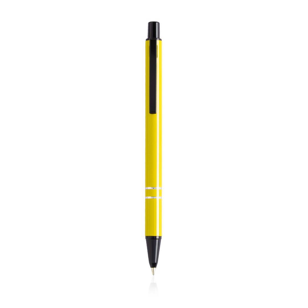 Esferográfica Sufit - Amarelo