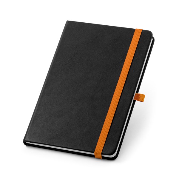 ROTH. A5 Notepad - Orange