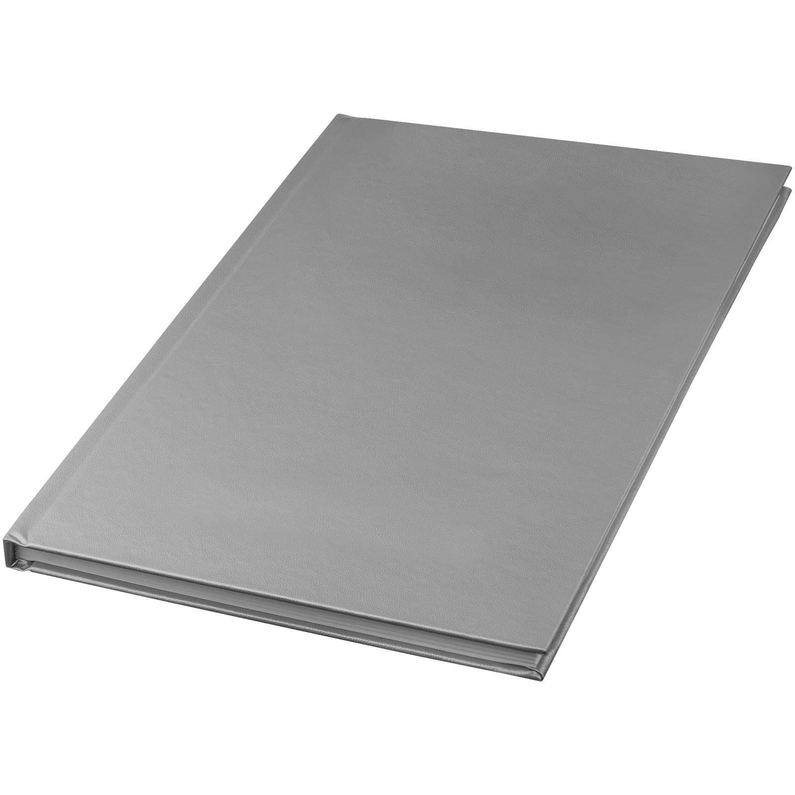 Gosling A5 hard cover notebook - Silver